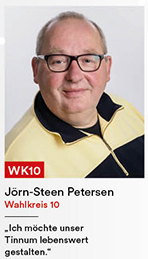 joern steen petersen